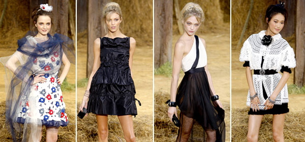 CHANEL Spring 2010 by Victoria Yeager