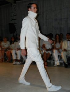 SNOW, a fashion event in San Francisco produced by Joseph Domingo