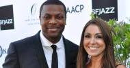 Chris Tucker and Marybeth La Motte at SFJAZZ Gala 2013