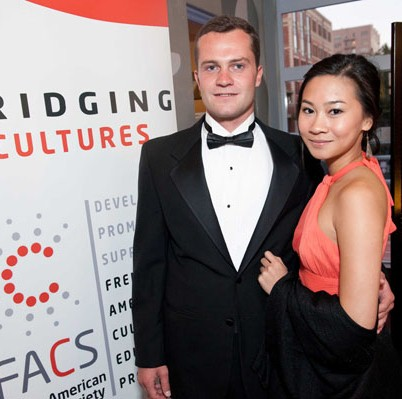 French American Cultural Society, San Francisco, Red Carpet Bay Area
