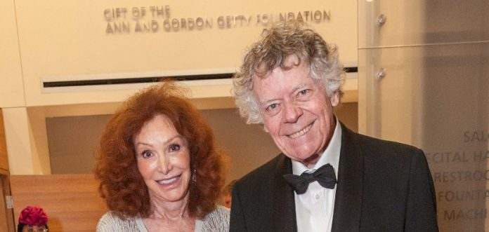 San Francisco Conservatory of Music Gala, Red Carpet Bay Area