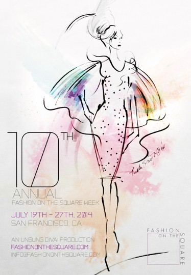 Fashion on the Square's 10th Anniversary