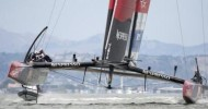 The Kiwi's take the Louis Vuitton Cup in San Francisco