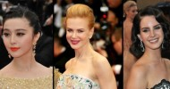 Fan Bingbing, Nicole Kidman and Lana del Ray at Cannes 2013