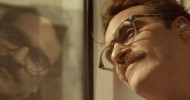 Joaquin Phoenix in a still image from Spike Jonze's Her, a love story between a man and his computer operating system played by the voice of Scarlet Johansson, one of four films honored by San Francisco Film Society