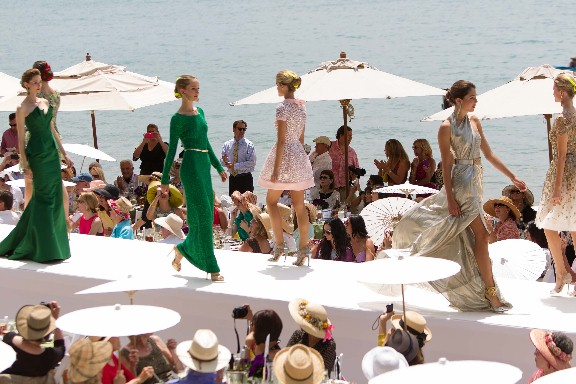 Oscar de la Renta Fashion Show, Lake Tahoe, Red Carpet Bay Area