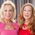 Opera Ball 2014 co-chairs Cynthia Schreuder and Teresa Medearis