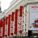 Soldes! Sales in Paris