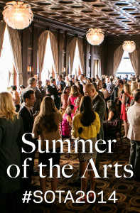 Summer of the Arts 2014 @ Julia Morgan Ballroom in San Francisco