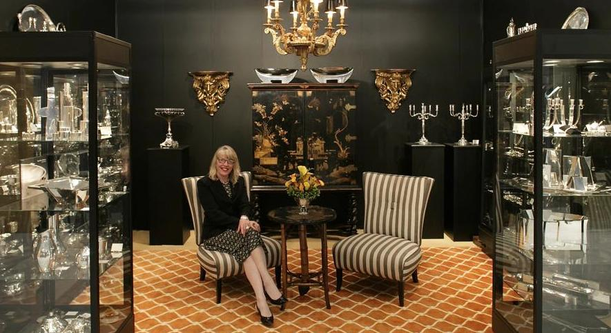 SF Fall Antiques Show, Red Carpet Bay Area
