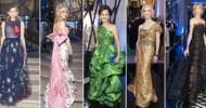 Red carpet favorites from the San Francisco Ballet Gala, 2015: Suzy Kellems Dominik in Valentino, Paula Carano in Oscar de la Renta, Komal Shah in Naeem Khan, OJ Shansby in Marchesa and Nancy Kukacka in Oscar de la Renta