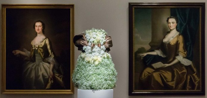 Bouquets to Art, de Young Museum