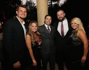 The 49ers Academy Gala 2015, Red Carpet Bay Area