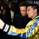 Ben Stiller poses with Bryanboy (Photo by Frazer Harrison/Getty Images for Paramount)