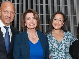 Nancy Pelosi Joins Y for Youth