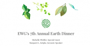 Environmental Working Group 7th Annual Earth Dinner @ City View at Metreon | San Francisco | California | United States