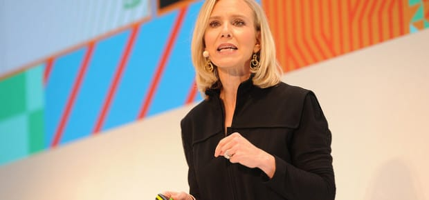 Marne Levine, COO, Instagram, at DLD16 (Digital-Life-Design) in Munich, Germany, January 2016 (Photo: picture alliance / Jan Haas)