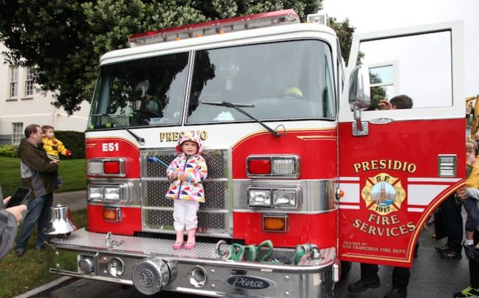 JLSF Touch a Truck 2016