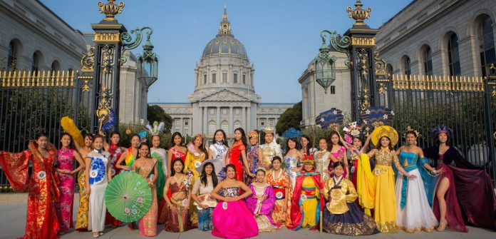 Miss Asian Global 2016, Red Carpet Bay Area