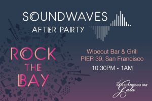 Rock the Bay: San Francisco Bay Gala After Party @ Wipeout Bar & Grill