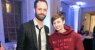 Benjamin Millepied and Maria Kochetkova at the After Party Celebration on opening night at San Francisco Ballet