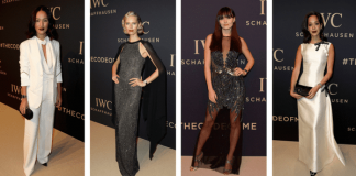 "IWC Schaffhausen at SIHH 2017 ""Decoding the Beauty of Time"" Gala Dinner"