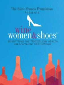 Wine, Women and Shoes, San Francisco, 2017