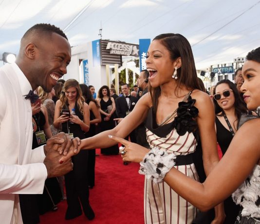 Best Candid Moments at the SAG Awards