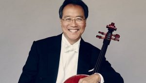 YoYo Ma, San Francisco Symphony Opening Night Gala 2017