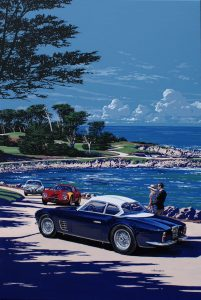 Pebble Beach Concours d'Elegance 2017 @ The Lodge at Pebble Beach | Del Monte Forest | California | United States