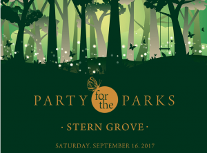 Party for the Parks 2017, Red Carpet Bay Area