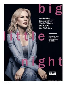 Big Little Night with Nicole Kidman @ Futures Without Violence in The Presidio | San Francisco | California | United States