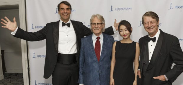 Gala for the Future of Liberty, Independent Institute, Red Carpet Bay Area