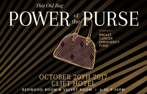 This Old Bag, Power of the Purse, Red Carpet Bay Area