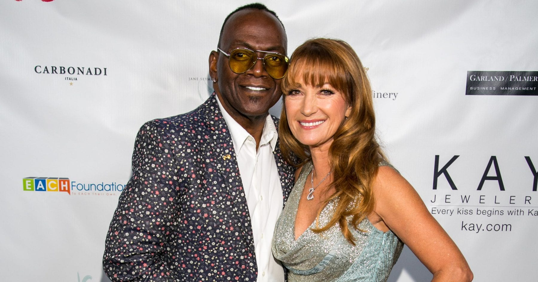 Open Hearts Gala, Red Carpet Bay Area, Jane Seymour