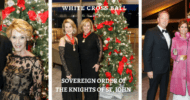 White Cross Ball Sovereign Order of the Knights of St. John