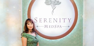 Serenity MedSpa, Red Carpet Bay Area, Burlingame
