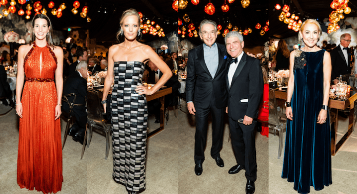 San Francisco Symphony Opening Gala, Red Carpet Bay Area
