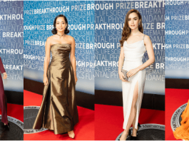 Breakthrough Prize, Red Carpet Bay Area