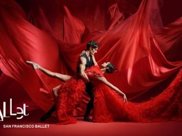 San Francisco Ballet Opening Night Gala 2019, Red Carpet Bay Area