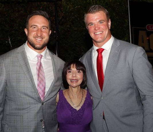 49ers Academy Gala, Red Carpet Bay Area