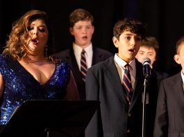 San Francisco Boys Chorus, Leah Crocetto, Red Carpet Bay Area