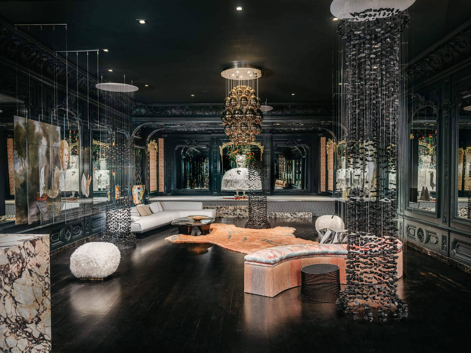 SF Decorator Showcase 2019, Le Petit Trianon, Red Carpet Bay Area